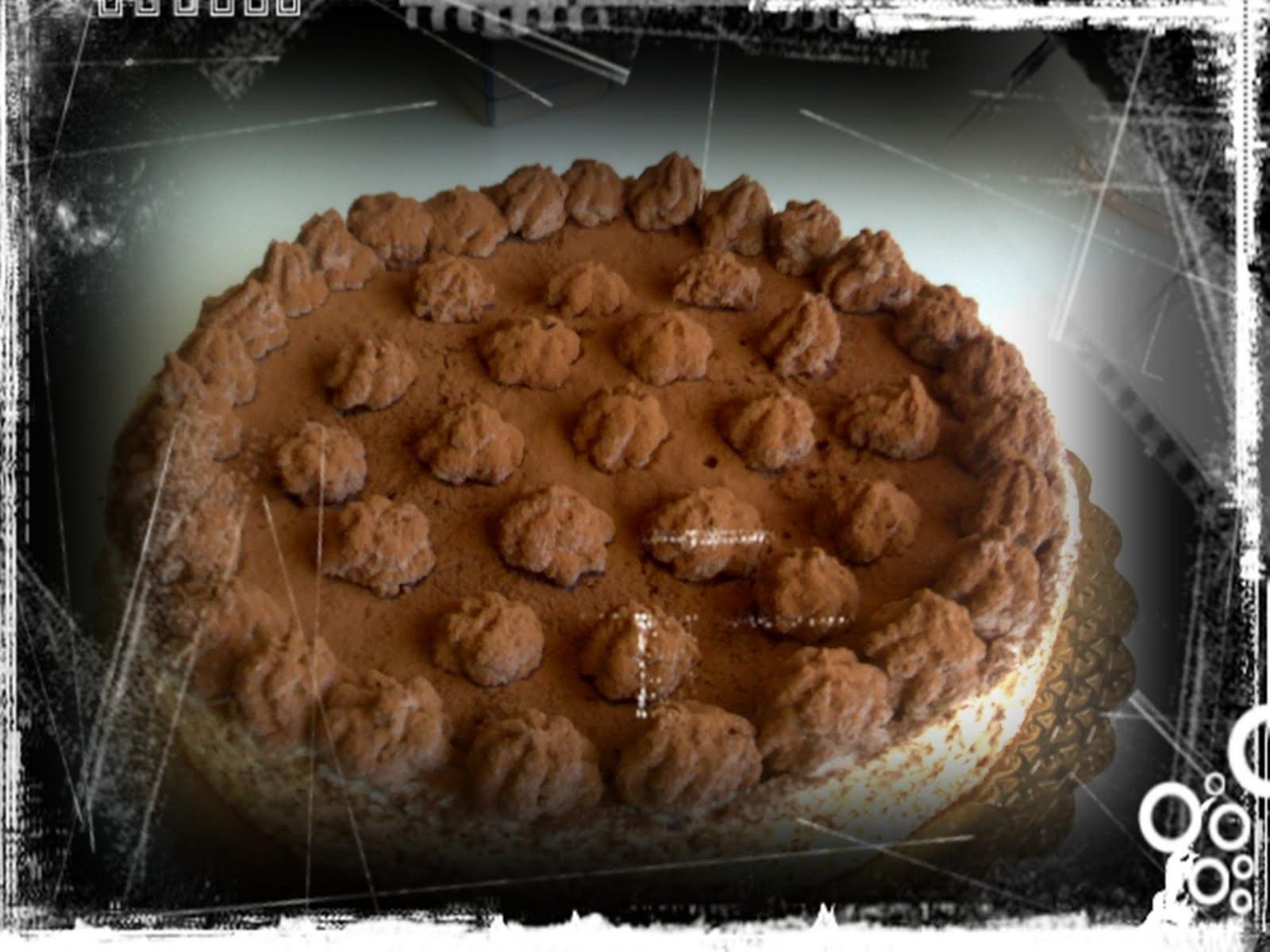 Torta tiramisù senza glutine - La Cassata Celiaca