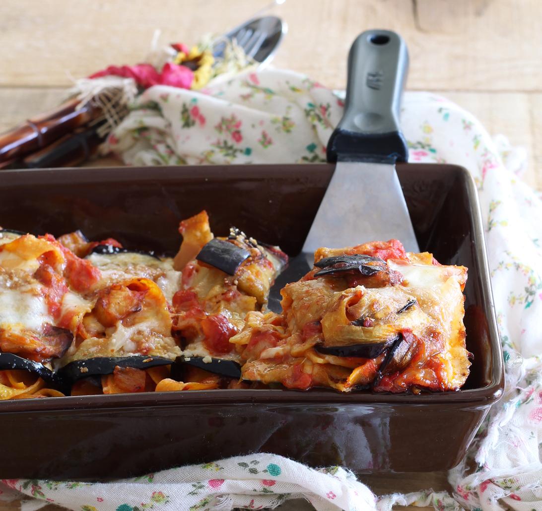 Pâtes au four sans gluten la vidéo - La Cassata Celiaca