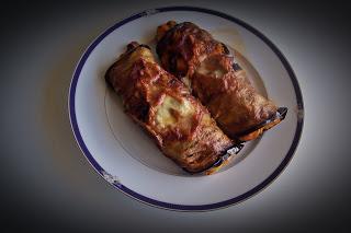 Paupiettes d'aubergines et pâtes sans gluten la vidéo - La Cassata Celiaca