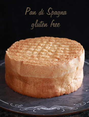 Pan di Spagna senza glutine con video ricetta - La Cassata Celiaca