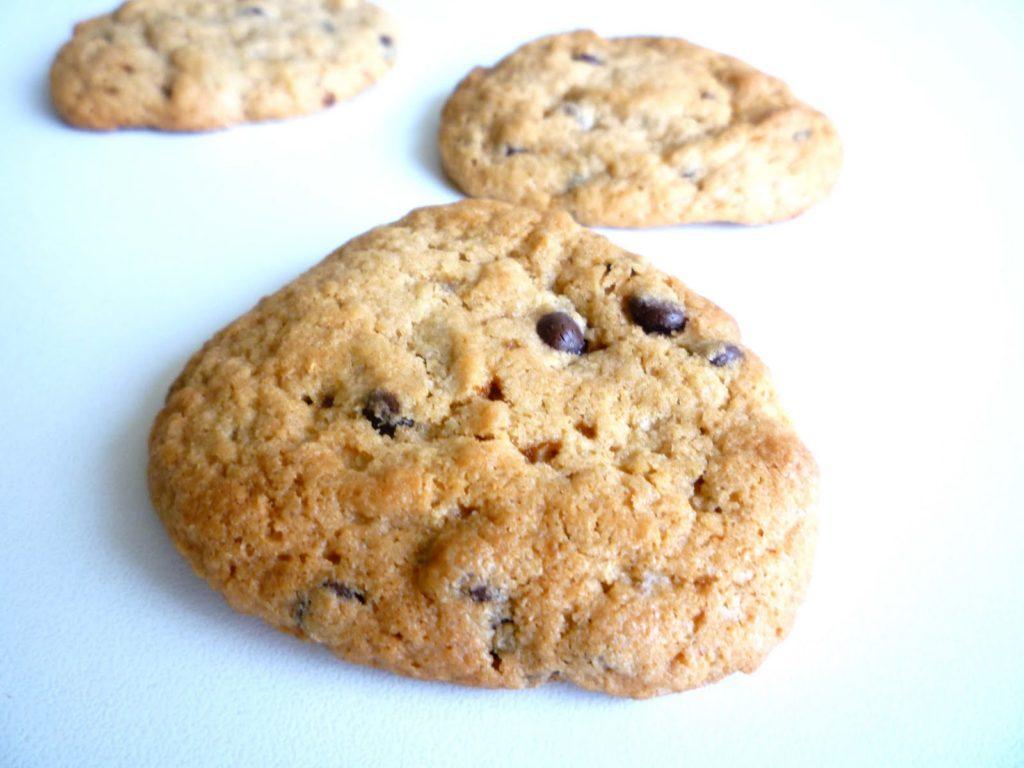Cookies caffè e cioccolato senza glutine - La Cassata Celiaca