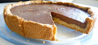 Crostata al cioccolato senza glutine - La Cassata Celiaca
