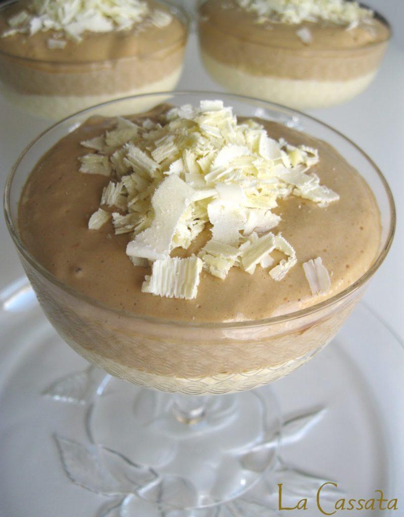 Coppette al mascarpone e Nescafé - La Cassata Celiaca
