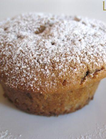Muffins al caffè - La Cassata Celiaca