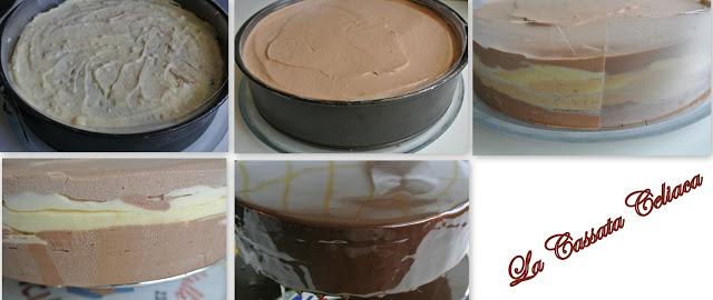 Torta Settevli senza glutine - La Cassata Celiaca