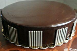 Torta Setteveli senza glutine - La Cassata celiaca