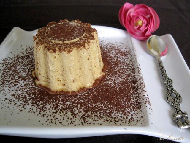 Parfait alla nocciola - La Cassata Celiaca