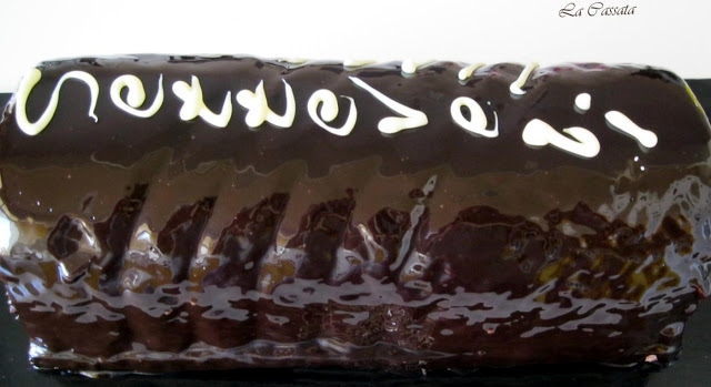 Tronchetto gelato Setteveli (anche senza glutine) - La Cassata Celiaca