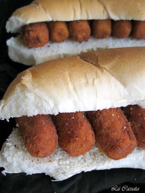 Crocchette di patate con prosciutto e emmental (anche senza glutine) - La Cassata Celiaca