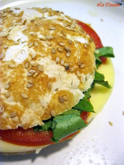 Panini per hamburger (senza glutine) - La Cassata Celiaca