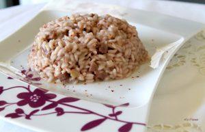Risotto ubriaco senza glutine - La Cassata Celiaca