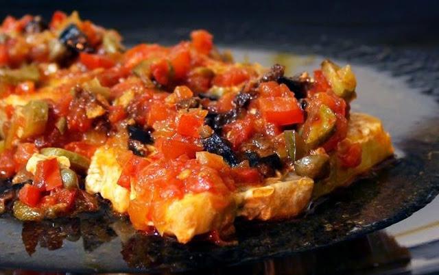 """Espadon à la """"messinese"""" sans gluten - La Cassata Celiaca"""
