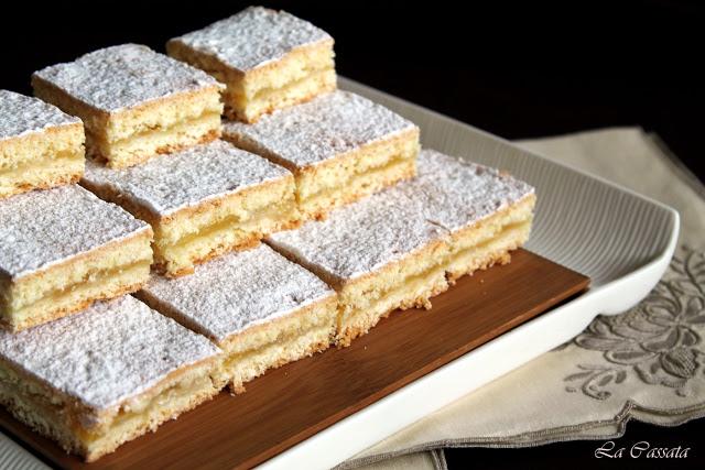 Delizia alle mele senza glutine - La Cassata Celiaca