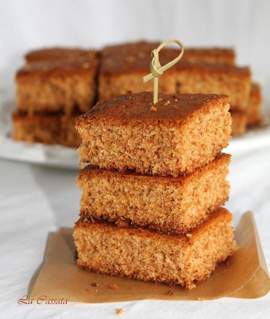 Turtă dulce, pain d'épices sans gluten - La Cassata Celiaca