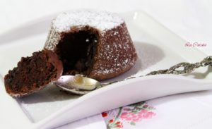 Gâteau au chocolat senza glutine - La Casasta Celiaca