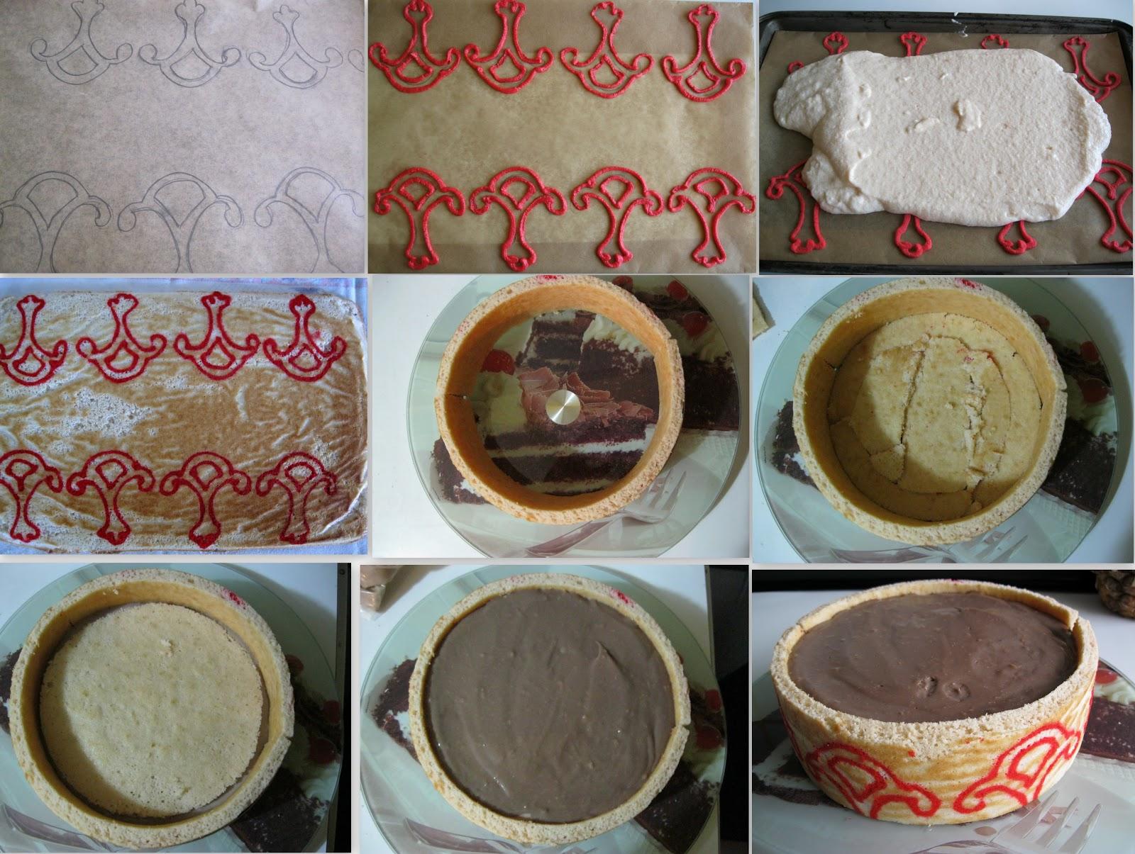 Gâteau au liqueur Bicerìn sans gluten - La Cassata Celiaca