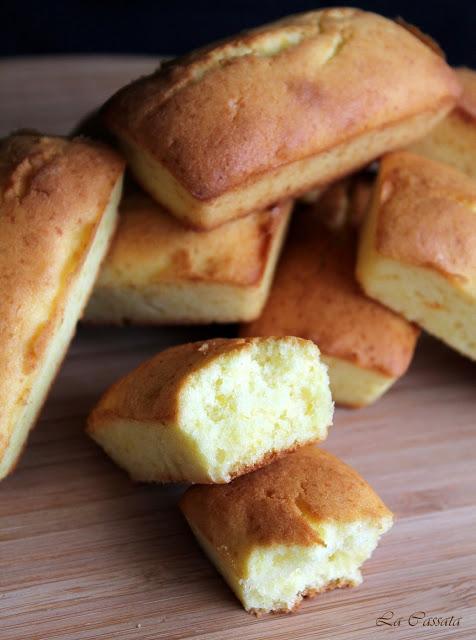 Mini cakes à l'orange sans gluten - La Cassata Celiaca