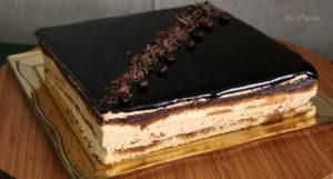 Torta Opéra (anche senza glutine) - La Cassata Celiaca