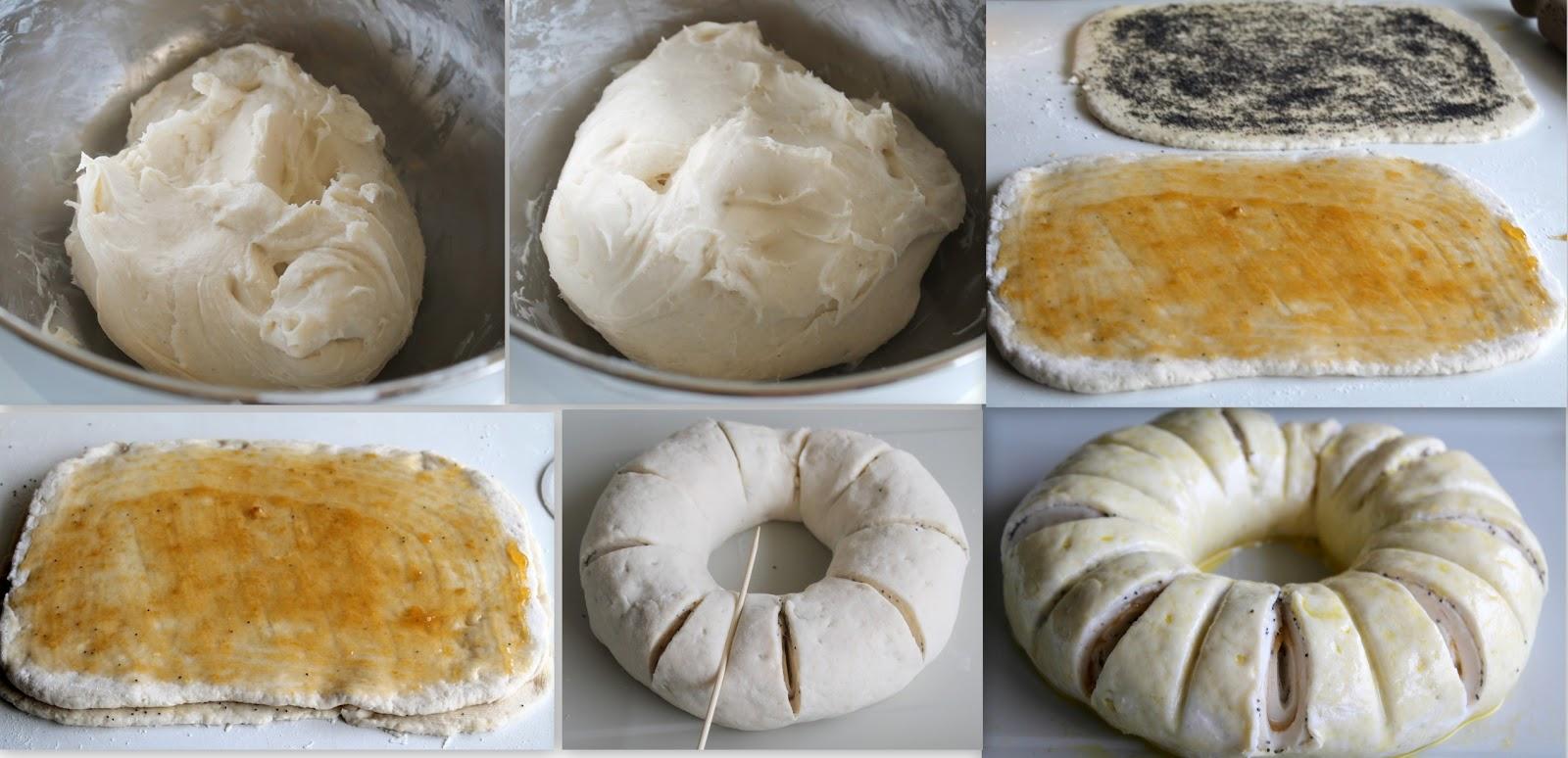 Brioche roulée senza glutine - La Cassata Celiaca