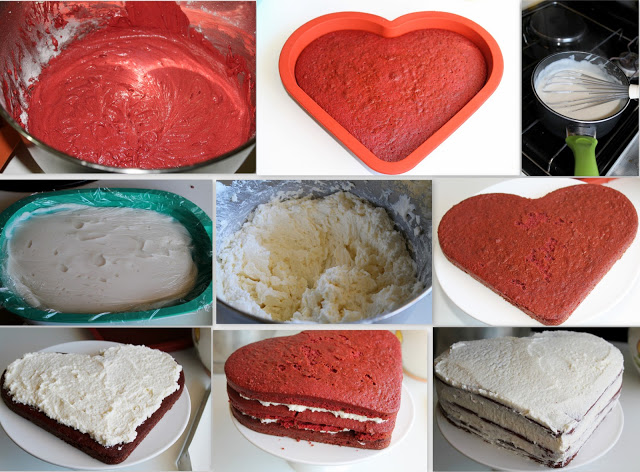 Romantic Cake sans gluten - La Cassata Celiaca