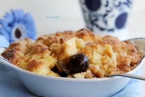 Apple crisp de Fabiana sans lactose et sans gluten - La Cassata Celiaca
