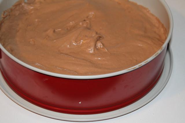 Gâteau Nuage au gianduja sans gluten - La Cassata Celiaca