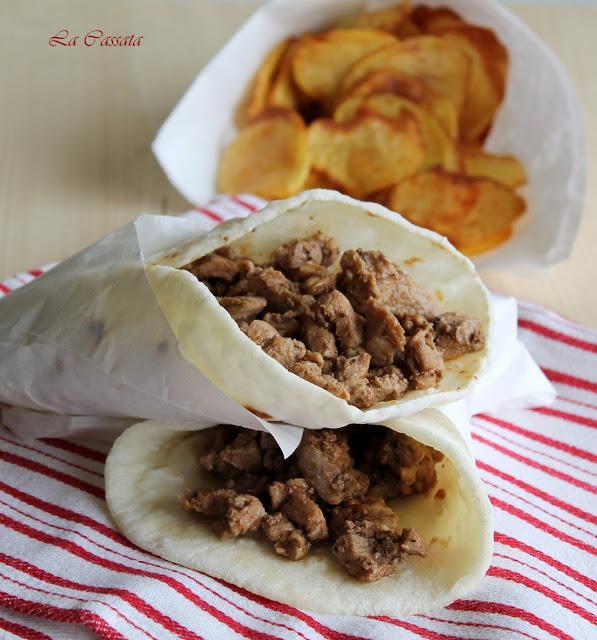 Chili con carne, tortillas e chips di patate alla paprika - La Cassata Celiaca