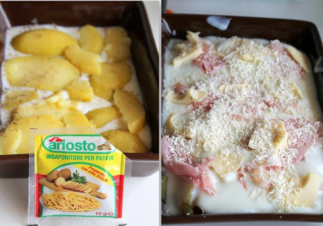 Pasticcio di patate senza glutine - La Cassata Celiaca