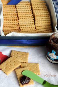 Biscotti tipo Oro Saiwa senza glutine - La Cassata Celiaca