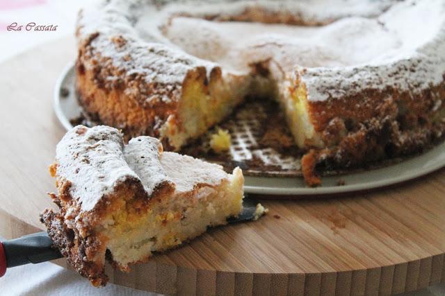 Torta Amaretto di Gaia, senza glutine - La Cassata Celiaca