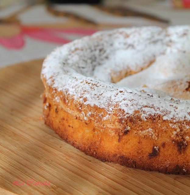 Gâteau Amaretto sans gluten - La Cassata Celiaca