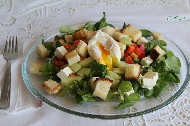 Cassalad, la caesar salad à la mode di La Cassata - La Cassata Celiaca