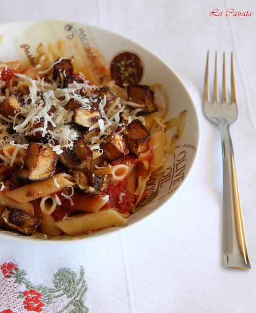 Pasta alla Norma senza glutine - La Cassata Celiaca