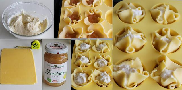 Soffioni abruzzesi senza glutine - La Cassata Celiaca