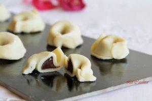 Tortellini di cioccolato senza glutine di Omar Busi (con tutorial)