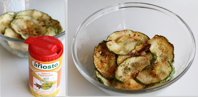 Zucchine a scapèce stuzzicanti all'agro - La Cassata Celiaca