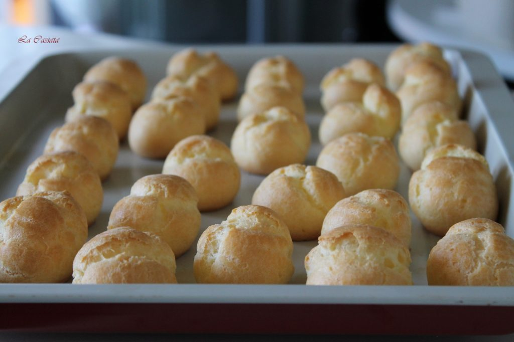 Pasta bignè senza glutine, il tutorial - La Cassata Celiaca
