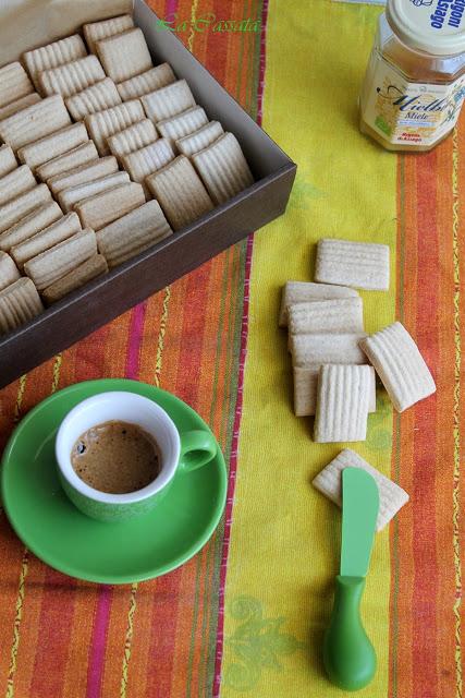 "Biscuits ""Rigoli"" de Moulin Blanc sans gluten - La Cassata Celiaca"