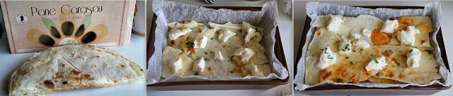 Galette de pain sans gluten - La Cassata Celiaca
