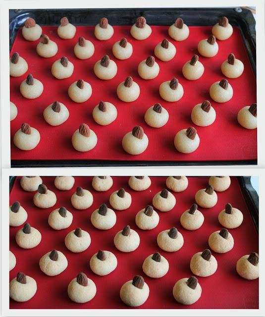 Pasticcini alle mandorle di Marilena - La Cassata Celiaca
