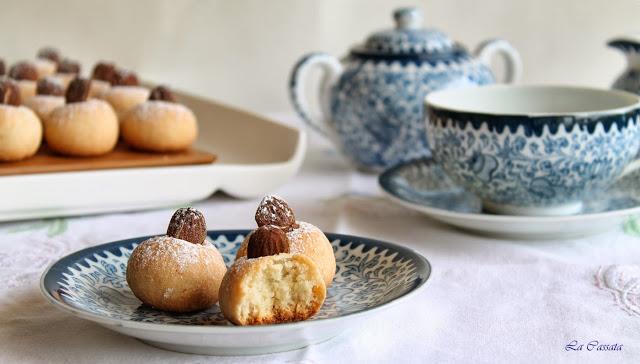 Biscuits aux amandes sans gluten - La Cassata Celiaca