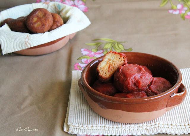 Boulettes de pain et fromage sans gluten - La Cassata Celiaca