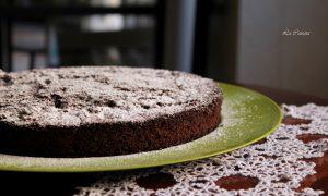 Torta alla cannella e al cacao senza gutine - La Cassata Celiaca