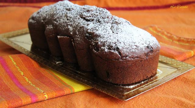 Plumcake di gelato al forno di Araba felice (ma senza glutine) - La Cassata Celiaca