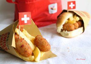 Crocchette di pollo ai formaggi - La Cassata Celiaca
