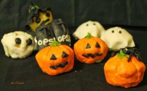 Muffins alla zucca e buon Halloween - La Cassata Celiaca