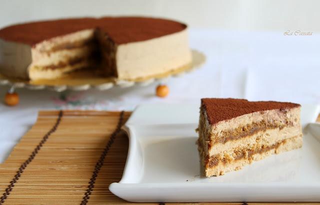 Torta al caffé, il tutorial - La Cassata Celiaca