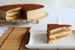 Torta al caffè, il tutorial - La Cassata Celiaca