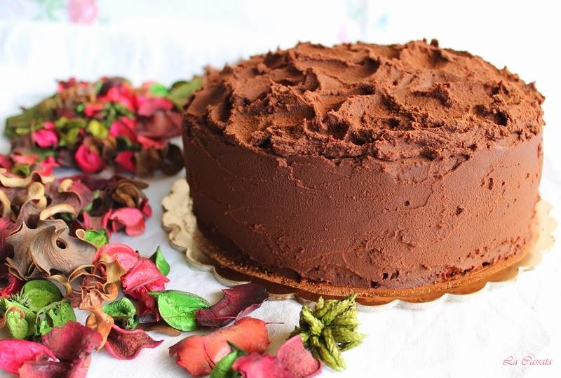 Devil's food cake di Ale senza glutine -La Cassata Celiaca