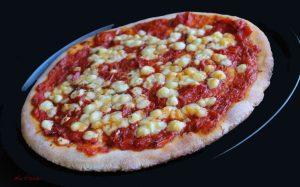 """Pizza """"Faccia di vecchia"""" - La Cassata Celiaca"""